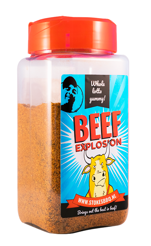 Beef Explosion. Brings out the best in beef!