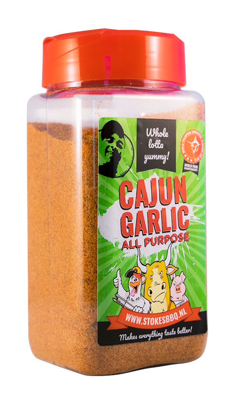 Cajun Garlic all purpose rub. Makes everything taste better!